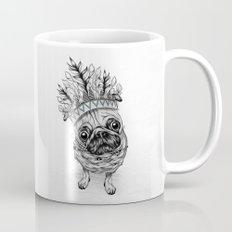 Indian Pug  Mug