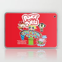 Power Puffs Cereal Laptop & iPad Skin