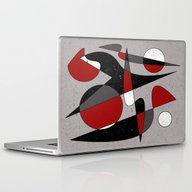 Abstract #106 Laptop & iPad Skin