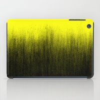 Yellow Ombré iPad Case