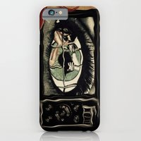 iPhone & iPod Case featuring Eye Solation  by    Amy Anderson
