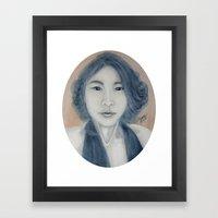 Next time Framed Art Print