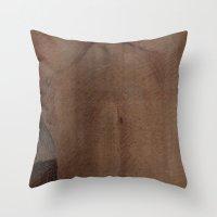 Ventre Throw Pillow