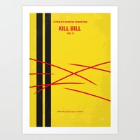 No049 My Kill Bill - Par… Art Print