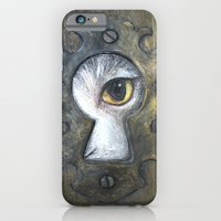 Keyhole iPhone 6 Slim Case