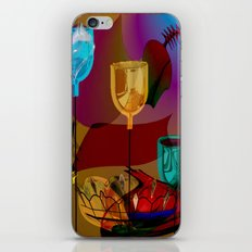 Lazy Lamps iPhone & iPod Skin
