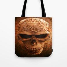 Simply Skull Tote Bag