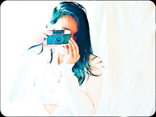 I PHOTOGRAPHER Art Print
