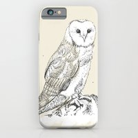 Mr Barnsby Owlsworth the 16th iPhone 6 Slim Case