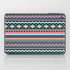 Colorful Aztec Tribal Pattern iPad Case
