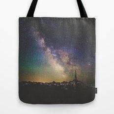 Milky Way IV Tote Bag