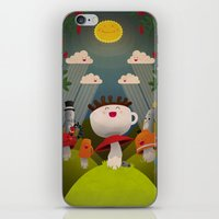 Jolly Coffeesburg (Soy, … iPhone & iPod Skin