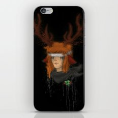 Hans iPhone & iPod Skin