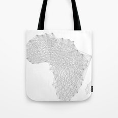 Vector Africa Tote Bag
