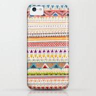 Pattern iPhone 5c Slim Case