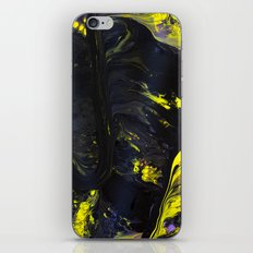 Gravity Painting 19 iPhone & iPod Skin