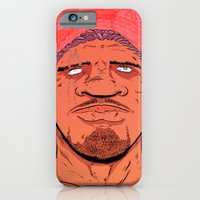 iPhone & iPod Case featuring Bishop by Davel F. Hamue