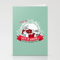 Tis the season to be Jolly Stationery Cards