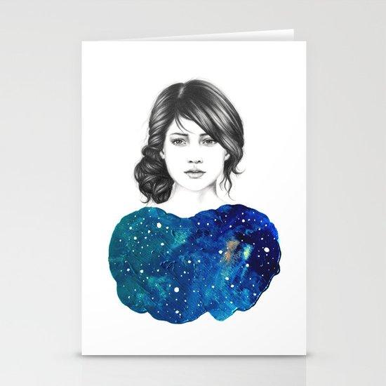 CARINA Stationery Card