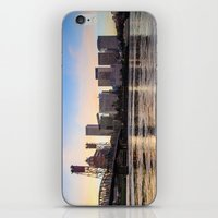 That Portland Skyline 2 iPhone & iPod Skin
