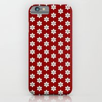 iPhone & iPod Case featuring Cherry Tree by Gato Gris Games