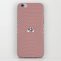 Huichol Bike iPhone & iPod Skin
