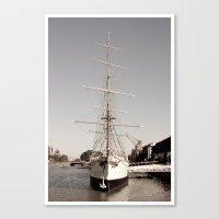Puerto Madero 8 Canvas Print