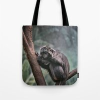 A Sense Of Sadness Tote Bag