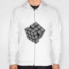 qr cube Hoody