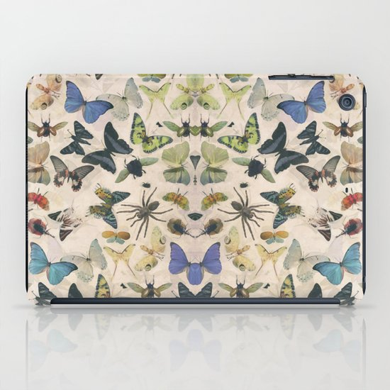 Insect Jungle iPad Case