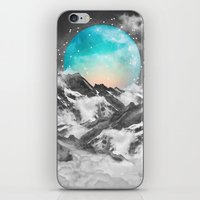 It Seemed To Chase the Darkness Away iPhone & iPod Skin