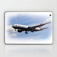British Airways Boeing 7… Laptop & iPad Skin