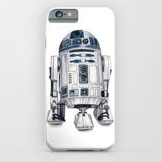 R2D2 Watercolour iPhone 6s Slim Case