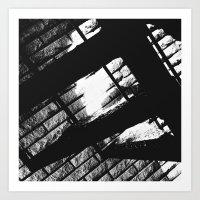 Spiral Staircase III Art Print