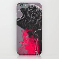 iPhone & iPod Case featuring I'm a bear by barmalisiRTB