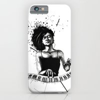 iPhone & iPod Case featuring Hiromi by maxandr