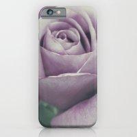 Rose In Violet iPhone 6 Slim Case