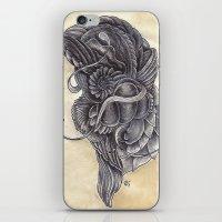 Lifeform 2S9-378 iPhone & iPod Skin