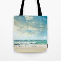 beach love tropical island paradise Tote Bag