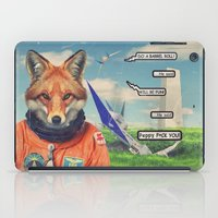 Starfox - F*CK YOU PEPPY… iPad Case