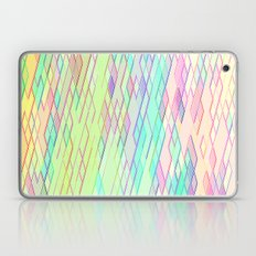 Re-Created Vertices No. 0 by Robert S. Lee Laptop & iPad Skin