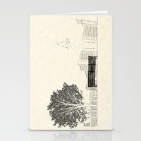 Tom's Favourite Spot — Angels Knoll Park, LA — (500) Days of Summer Stationery Cards