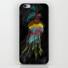 Electric Fins iPhone & iPod Skin