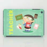 teacher iPad Case