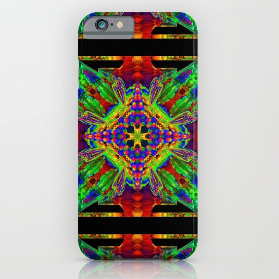 Logic and Emotion iPhone & iPod Case