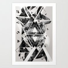 Interestelar Art Print