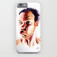 iPhone & iPod Case featuring Face by Martin Kalanda