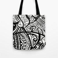Abstractish 1  Tote Bag