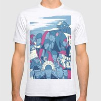 Eternal Sunshine Of The … Mens Fitted Tee Ash Grey SMALL