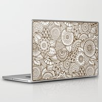 tribal Laptop & iPad Skins featuring Tribal by Ale Ibanez
